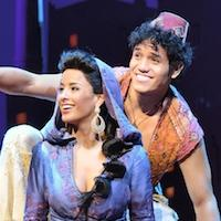 Original Stars of Disney's ALADDIN Will Remain on Broadway Into 2016