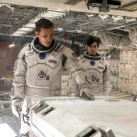 Photo Flash: First Look - McConaughey, Hathaway & More in Christopher Nolan's INTERSTELLAR