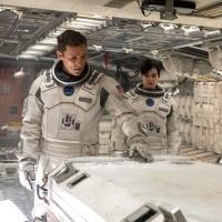 Photo Flash: First Look - McConaughey, Hathaway & More in Christopher Nolan's INTERSTELLAR