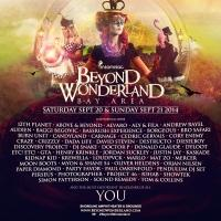 Insomniac Unveils Lineup For 3rd Annual Beyond Wonderland, Bay Area