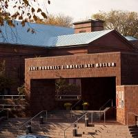 Zimmerli Art Museum Displays George Segal WALKING MAN Exhibit at Rutgers University
