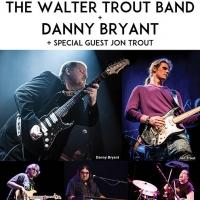 Walter Trout Band, feat. Guitarist Danny Bryant, Announces Summer Tour