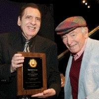 George Wein Receives Highlights In Jazz Award