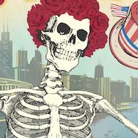 Grateful Dead to Play Series of Farewell Shows in Chicago