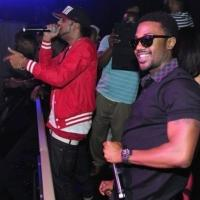 Photo Flash: Ray J Hosts Labor Day Weekend Celebratio at Chateau Nighclub & Gardens, 8/30