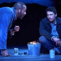 Photo Flash: First Look at James Franco, Chris O'Dowd & Leighton Meester in Broadway's OF MICE AND MEN