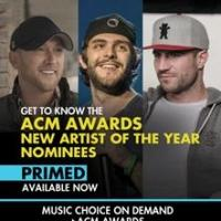 Music Choice to Feature Exclusive Content from the 50th Annual Academy of Country Music Awards