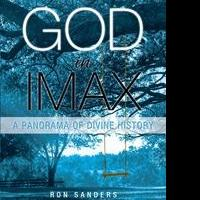 Ron Sanders Pens Debut Book, GOD IN IMAX