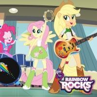 Discovery Family Channel Presents Hasbro's MY LITTLE PONY EQUESTRIA GIRLS Today