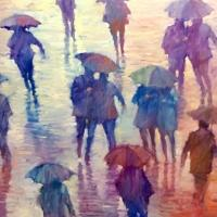 Michael Ingbar Gallery to Display David Hinchliffe's NYC Exhibit, 3/27