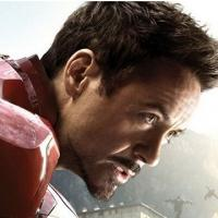 Robert Downey Jr. Reveals First Iron Man Poster for AVENGERS: AGE OF ULTRON