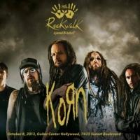 Grammy Award-Winning Hard Rock Innovators Korn to be Inducted into Guitar Center's Historic RockWalk