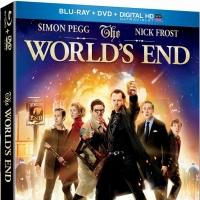 Simon Pegg Stars in THE WORLD'S END, Coming to Blu-ray Combo Pack Today