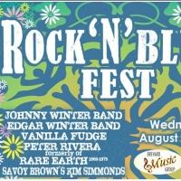 Edgar Winter Band and More Set for ROCK 'N' BLUES FEST - A TRIBUTE TO JOHNNY WINTER at the King Center Tonight