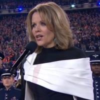 VIDEO: Renee Fleming Brings Opera Flair to Super Bowl XLVIII National Anthem