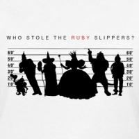 Kickstarter Launched For WHO STOLE THE RUBY SLIPPERS? Oz Doc