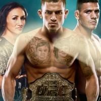 Fathom Events and UFC to Bring UFC 185: Pettis vs Dos Anjos to Select Movie Theaters Live