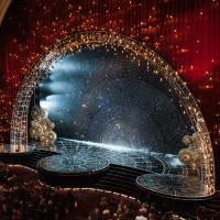Swarovski Used 95,000 Crystals for This Year's Oscars