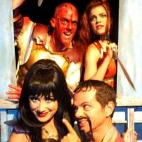 BWW Reviews: Blood, Guts and Classic Troubie Mayhem in ABBAMEMNON