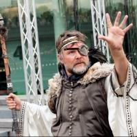 Photo Flash: First Look at THE RING CYCLE PLAYS at London's Open-Air Theatre