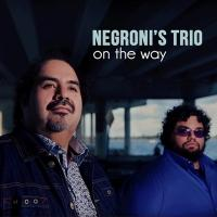 Negroni's Trio Receive Latin Grammy Award Nomination