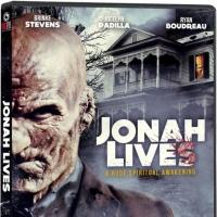 Luis Carvalho's JONAH LIVES Available Nationwide on DVD, 3/21