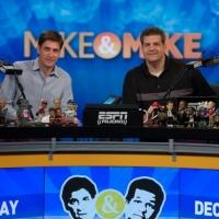 ESPN Radio's Mike & Mike Celebrates 15th Anniversary at Walt Disney World