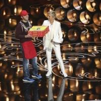 OSCAR Pizza Delivery Man Opens Own Restaurant; Names Pie After ELLEN!