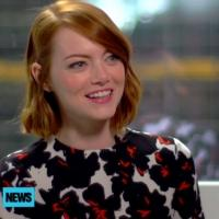 Emma Stone Admits to Nerves in Singing CABARET in Front of One Specific Star