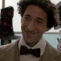 VIDEO: New Trailer for History's HOUDINI Miniseries, Starring Adrien Brody