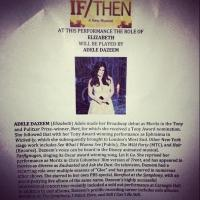 Photo Flash: IF/THEN Welcomes Adele Dazeem to Cast?