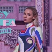 Iggy Azalea Reveals Cover Art for 'The New Classic' Re-Issue