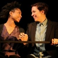 Photo Flash: First Look at Rachael Holmes &  Rebecca Henderson in Tanya Barfield's BRIGHT HALF LIFE