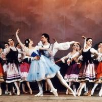 Moscow Festival Ballet to Perform GISELLE at Jorgensen, 3/27