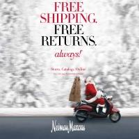 Neiman Marcus Permanently Offers Free Shipping And Returns
