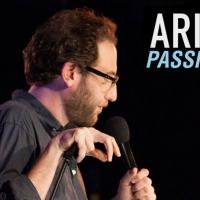 Comedy Central to Present World Television Premiere of ARI SHAFFIR: PASSIVE AGGRESSIVE, 3/13