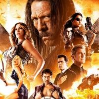 Photo Flash: Full Cast Featured in New MACHETE KILLS Poster