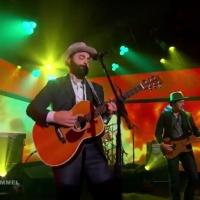 VIDEO: Drew Holcomb and the Neighbors Performs 'Here We Go' & More on JIMMY KIMMEL