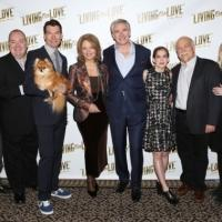 FREEZE FRAME: Meet the Cast of Broadway's LIVING ON LOVE!