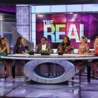 Sneak Peek - Judge Greg Mathis Visits THE REAL Today