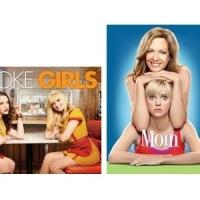 CBS Renews MOM, MIKE & MOLLY & 2 BROKE GIRLS for Next Season
