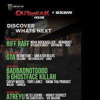 The Monster Energy Outbreak Tour Announces Inaugural Outbreak House at SXSW 2015
