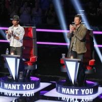 Pharrell, Adam, Blake, Christina to Return for Next Cycle of THE VOICE