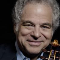 Itzhak Perlman Returning to Van Wezel, 3/21