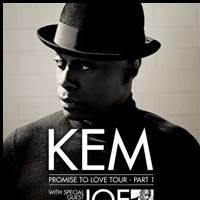 KEM Announces 2014 'Promise to Love - Part 1' Tour