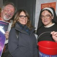 Photo Coverage: Tina Fey, Brian d'Arcy James & More Donate to BC/EFA at DISASTER! Opening