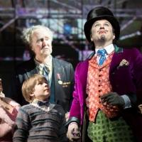 Photo Coverage: First Production Photos for CHARLIE AND THE CHOCOLATE FACTORY!