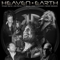 HEAVEN & EARTH in the Studio With New Band Lineup Working On Next Album