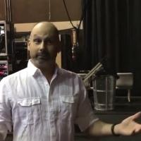STAGE TUBE: Go Backstage at GHOST THE MUSICAL at the Segerstrom Center
