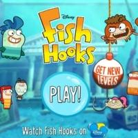 Disney Channel Updates FISH HOOKS App on iPad, iPhone & iPod Touch